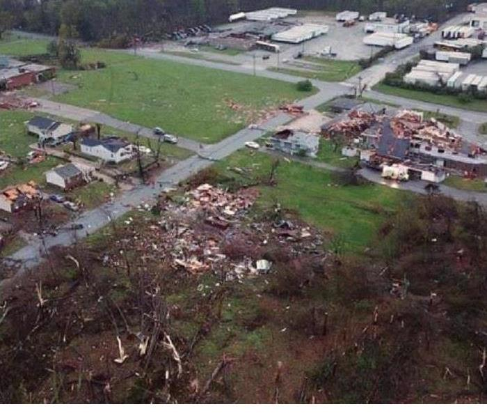 Storm Damage Federal Funds Approved For Storm Victims