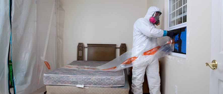 Burlington, NC biohazard cleaning